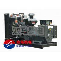 300KW上柴正新价格 柴油发电机组 全新正品 北京发电机 12V135AZD
