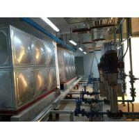 涿州环保3*2.5*2.5不锈钢组合式水箱,镀锌钢板组合式水箱