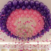 婚房装饰用品结婚墙浪漫气球布置情人节结婚男方必备卧室新房客厅