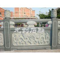 青石栏杆护栏多少钱一米 龙创石雕石栏杆石栏板安装雕刻价格