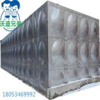 山东德州沃迪304组合式不锈钢水箱生活保温水箱