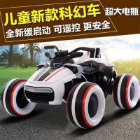 新款儿童电动车四轮越野汽车可坐大人遥控超充电双驱动童车