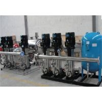 厂家直销深井变频供水设备 水处理设备定制
