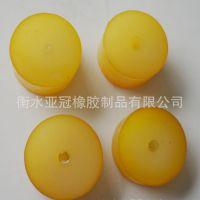 厂家供应圆形聚氨酯缓冲垫 聚氨酯橡胶缓冲垫 长方形聚氨酯胶垫