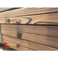 碳化木凉亭多少钱 上海碳化木加工厂家