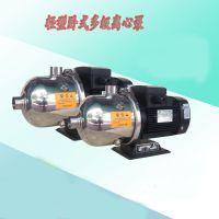 12吨卧式轻型不锈钢加压泵防腐蚀离心泵CHL12-40LSWSC