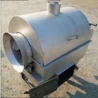小型炒货机 炒花生芝麻专用设备 煤炭燃气两用炒货机厂家