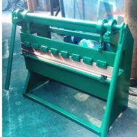 东硕机械供应便携式SYS-600液压折弯机手动折边机