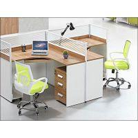 许昌办公隔断桌尺寸、办公台厂家新闻、现代工作位