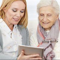 智慧社区居家养老服务模式 益身伴养老系统平台