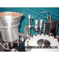 常压液体全自动10ml塑料瓶口服液灌装压盖机