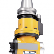 TR90角度头定制 丸荣ACROWCNC加工中心直角角度头 厂家直销