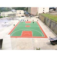 衡阳小区公用篮球场地面施工方案图解,南岳学校塑胶球场跑道材料价格