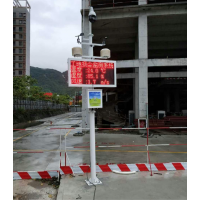 建筑施工工地扬尘污染监控