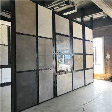 迅鹰瓷砖展架,瓷砖洞洞板批发零售,滨州瓷砖冲孔板架子