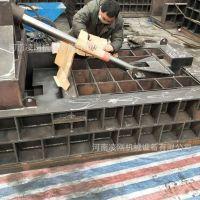 各种金属压饼机 大型废铜废铁压块机 铝浆压块成型设备现货供应