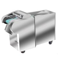 大型餐厅用多功能切菜机咸菜切丝机土豆切丝机质保佳诚机械