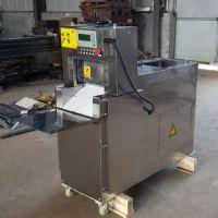 数控多卷切羊肉卷机羊肉切片机冻肉切卷机 烧烤理想设备