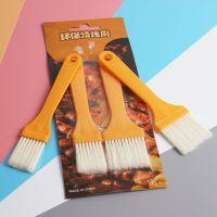 烘焙工具 烧烤调料刷 猪鬃毛 油漆刷烧烤两件套工具