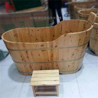 获得鹏乙翔木浴缸优点及香柏泡澡木桶尺寸的全攻略