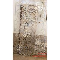 中式铜屏风 欧式铜屏风 客厅玄关我做主