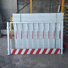 基坑临边护栏 方管基坑防护栅栏 基坑安全防护网
