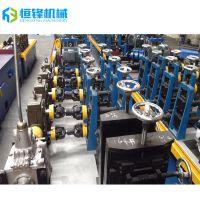 恒锋机械通用型焊管机 石油化工管制管机组 毛细管制管机械设备