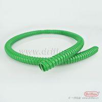PVC材质非金属软管 加强筋管 柔软走水、气、穿线管 凸筋 IP67