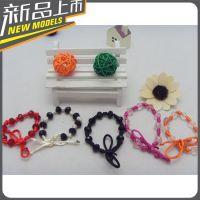 韩国时尚儿童手链 精致水晶首饰 甜美可爱风 淘宝供应商厂家直销