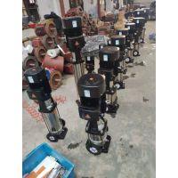 CDL不锈钢多级泵 BL20-10 1.1KW 扬程:10M 湖北武汉众度泵业