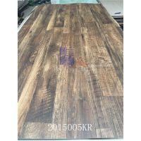 伊美家防火板2015005木纹拼木拼花色耐火板餐饮连锁装修专用板材
