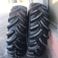 拖拉机16.9-34水田高花人字农用正品优质轮胎质量三包