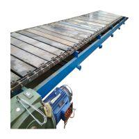铸铁件链板输送机各种规格 板式输送机厂家直销