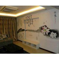 承接家装背景墙,天花,儿童房,书房墙体彩绘3D彩绘个性涂鸦