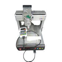 二手三轴自动点胶机低价出售 二手腾盛点胶机TS-200F