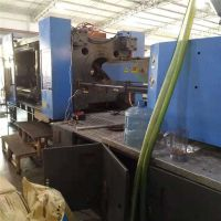 工厂倒闭转让闲置伺服:海天原装注塑机二手800吨塑料机械