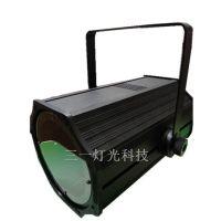广州灯光厂家供应led舞台调焦COB聚光灯 200WCOB调焦面光灯 高亮度 舞台演出专用