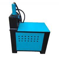 供应恒竣达不锈钢液压冲孔机自动打孔机槽钢冲孔机