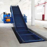 砖厂用链板式送料机厂家推荐 金属链板输送机分类生产厂家