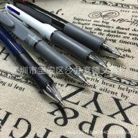 供应批发文正双色圆珠笔WZ-2088 红色兰色按动双色原子笔0.7MM
