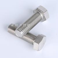 1.4529 1.4529超级不锈钢外六角螺丝螺栓