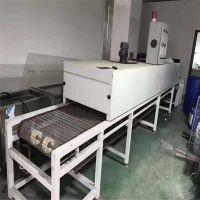 厂家供应中山五金隧道炉 通过式烤箱网带线油墨油漆烘干线颖利可定做