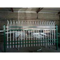透景围墙护栏/庭院外墙栅栏/锌钢建筑围栏生产基地