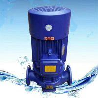 上海厂家批发150GDL160-20*8立式多级管道泵 单极单吸管道泵 强大流量