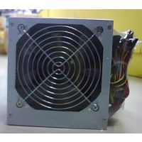 电脑电源黑金刚电源 350W电源  台式机电源 支持双核独显电脑配件