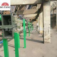 氧化铝管链输送机、密闭无尘管链机设备