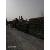 河北张家口厂家批发绿化树木支撑专用竹竿1米、1.5米、2米、2.5米-腾福竹木