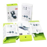 热销各种手机支架包装彩盒 可定制各种样式手机壳包装壳纸盒