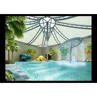成都游泳池顶棚 游泳池盖棚 膜结构游泳池 游泳池遮阳棚 张拉膜顶棚 厂家价格