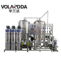 华兰达直销海水淡化设备 EDI超纯水装置 电去离子技术成熟可靠